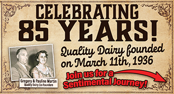 Quality Dairy History