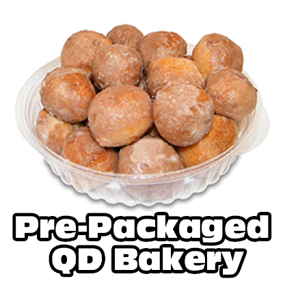 Pre-Packaged QD Bakery