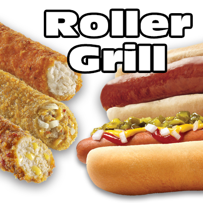Roller Grill Items