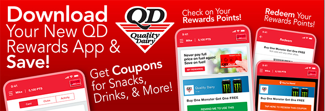 Download the Quality Dairy Mobile App